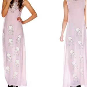 WILDFOX Love Poison Antoinette Maxi Dress